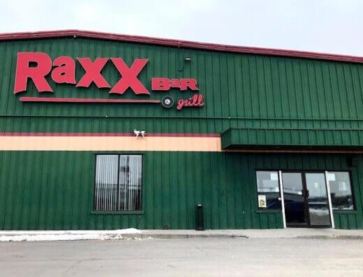 Raxx live music venue in Kingston