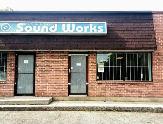 Kingston Sound Works music equipment sales and rentals