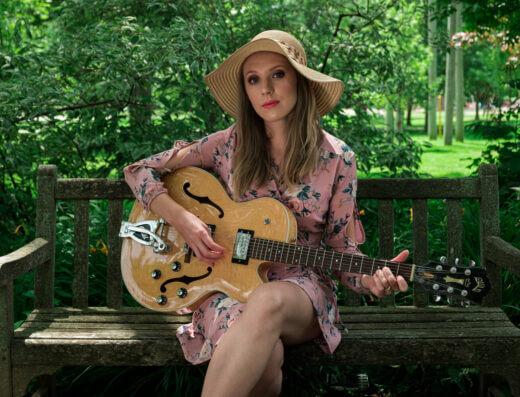 Kingston's Erika Lamon