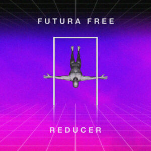 """""""Reducer"""" album cover by Kingston's Futura Free"""