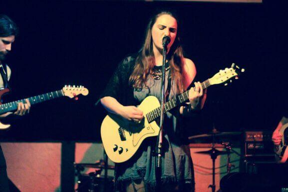 Kingston's Savannah Shea