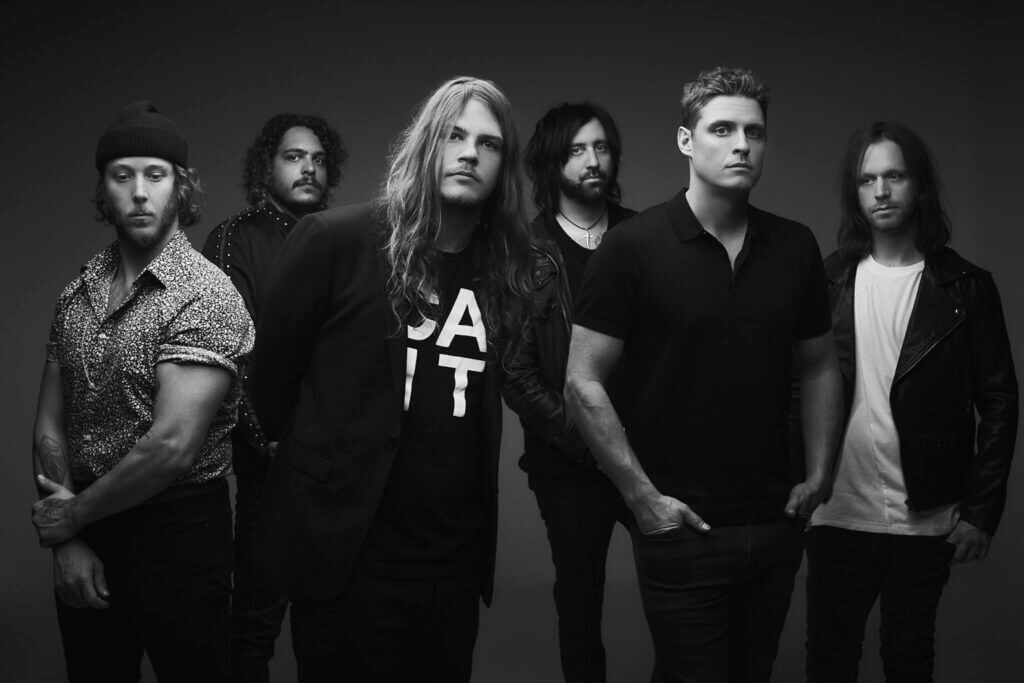 The Glorious Sons from Kingston, Canada