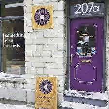 Kingston's Something Else Records vinyl store