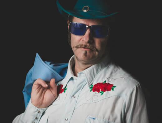 Kingston's alt-country slacker, Clem Chesterfield